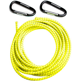 Swimrunners Support Pull Belt Cord DIY 5m, neon yellow